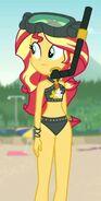 Sunset Shimmer's Bikini