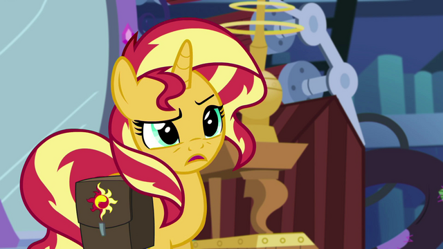"""File:Sunset Shimmer """"would be okay with that?"""" EGS3.png"""