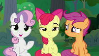 """Sweetie Belle """"if we hadn't messed up so bad"""" S9E23"""