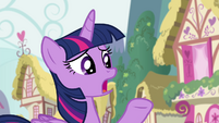 Twilight -Discord will be able to track him down- S4E25
