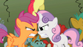 Apple Bloom about to step on their heads S2E01.png