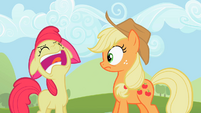 Apple Bloom belches S2E05
