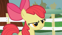 Apple Bloom very mad S1E12