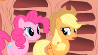 Applejack 'How did you do that ' S1E16
