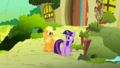 Applejack Looks like our problems are solved S01E10.png