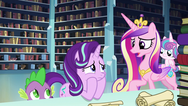 """File:Cadance """"you should bring him here"""" S6E2.png"""