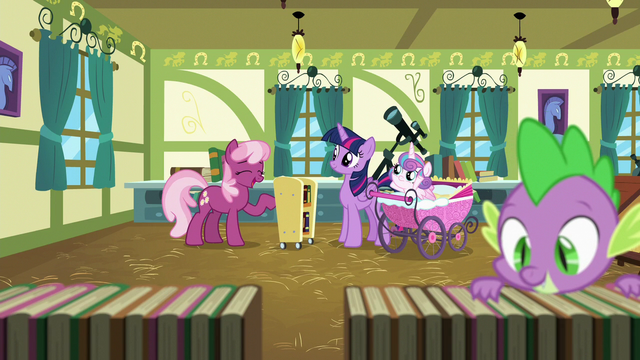 """File:Cheerilee """"oh, no problem"""" S7E3.png"""