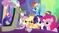 "Discord ""ake a big announcement!"" S7E1"