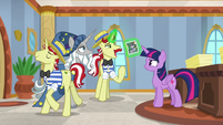 Flam -envy does not look good on you- S8E16