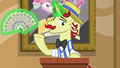 Flam levitating his tickets S6E20.png