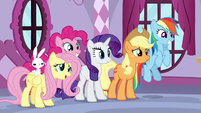 "Fluttershy ""so well spoken!"" S9E7"