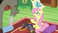 Fluttershy --you'd have fun with them-- S6E17