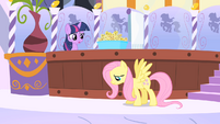 Fluttershy doesn't feel better S1E20