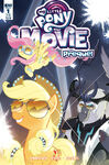 MLP The Movie Prequel issue 1 sub cover