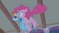 Pinkie Pie And Rainbow Dash S1E09.png