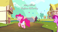 Pinkie Pie trotting and singing S4E12