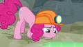 Pinkie follows hoofprints to pool of eel saliva S7E4.png