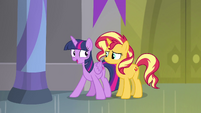 Princess Twilight ecstatic -I wish!- EGFF