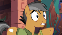 """Quibble Pants """"you're friends with her?"""" S6E13"""