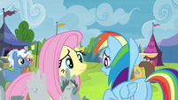 Rainbow Dash -didn't tell us what kind he wanted- S4E22