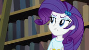 "Rarity ""just what the students at Crystal Prep would do"" EG3"