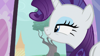 Rarity I'm flattered you think S2E13