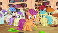Scootaloo assembling scooter S4E15.png