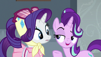 "Starlight ""an example for the students"" S8E17"