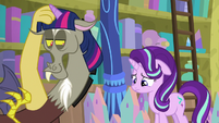 Starlight worried about failing Twilight S8E15