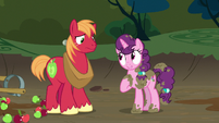 Sugar Belle -does that two days a week- S8E10