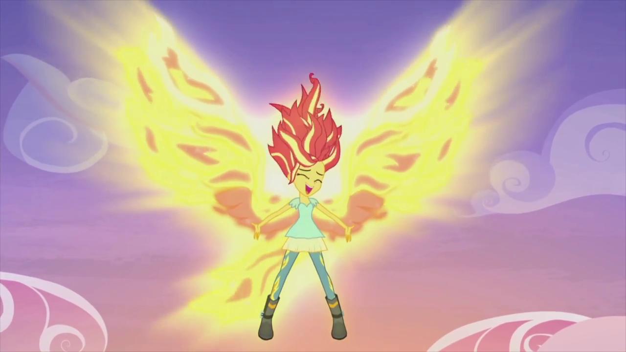 Sunset Shimmer My Little Pony Friendship Is Magic Wiki Fandom Hotgear Beach Ball Superwings Jett Rainbow Rocks Animated Shorts