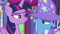Trixie --Twilight gave me a second chance-- S6E6