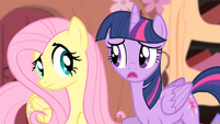 Twilight 'I need you to do your Stare...' S4E07