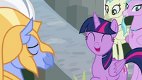 "Twilight Sparkle ""absolutely!"" S8E6"