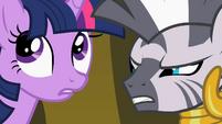 Twilight hear that S2E10