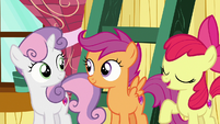 "Apple Bloom ""we have it handled"" S7E6"