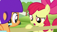 Apple Bloom -wonderin' if this is the best way- S7E7