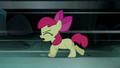 Apple Bloom runs away from her shadow S5E4.png