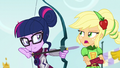 "Applejack ""you wanna hit the bull's-eye or not?"" EG3.png"
