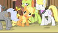 Applejack feeling lost in Manehattan S1E23.png