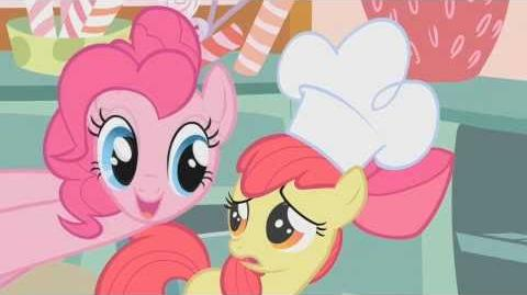 Baking Cupcakes MLP Friendship Is Magic HD