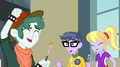 Canterlot High students cheering EG2.png