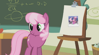 Cheerilee teaching S1E12