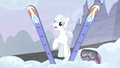 Double Diamond discovers his old skis S5E2.png