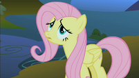 Fluttershy is worried S1E17