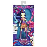 Friendship Games School Spirit Indigo Zap doll packaging