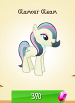 Glamour Gleam MLP Gameloft