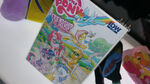 My Little Pony comic issue 1 San Diego Comic-Con cover