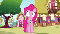 Pinkie Pie stare S3E3