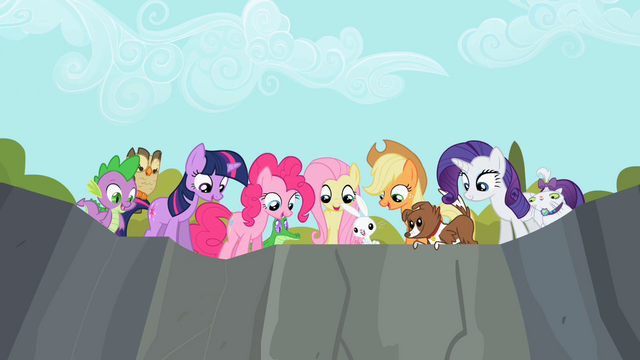 Файл:Ponies excited6 S02E07.png